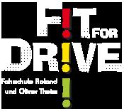 Fahrschule Fit for Drive Kaiserslautern // Innovativ - überzeugend - sympathisch.